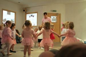 Baby Ballet Class