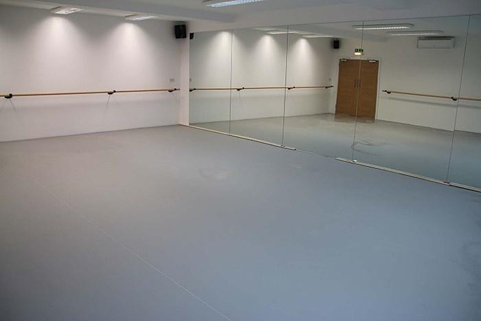 build a dance floor
