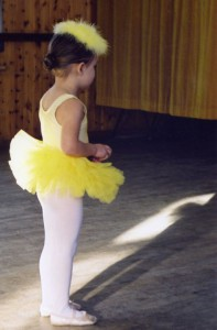 how to teach ballet to children