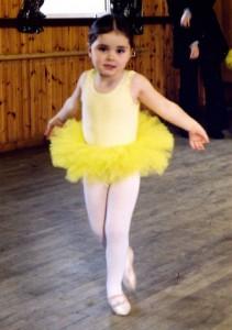 how to teach ballet to children