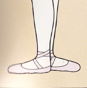 ballet position illustrations