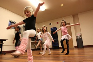 Pre School Ballet lesson plans