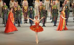 firebird ballet story