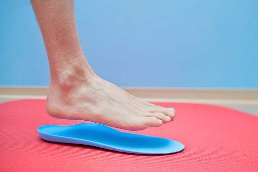 ballet dancing feet