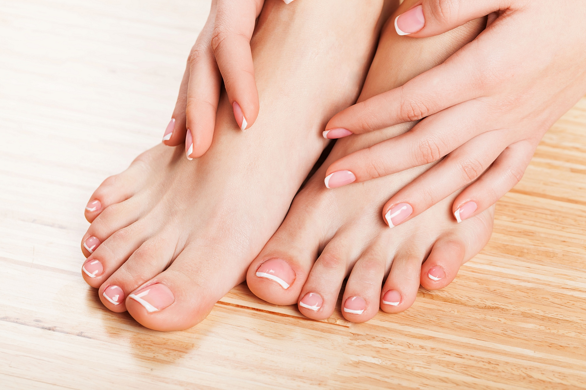 how to care for ballet feet