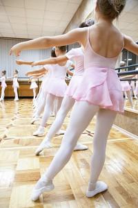 how to improve ballet technique