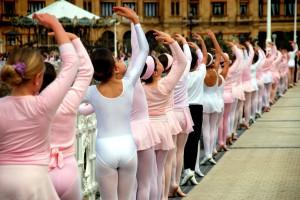 releve in ballet