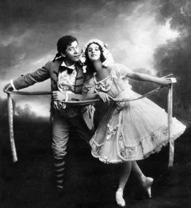la fille mal gardee ballet