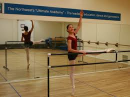 ballet barre stretches
