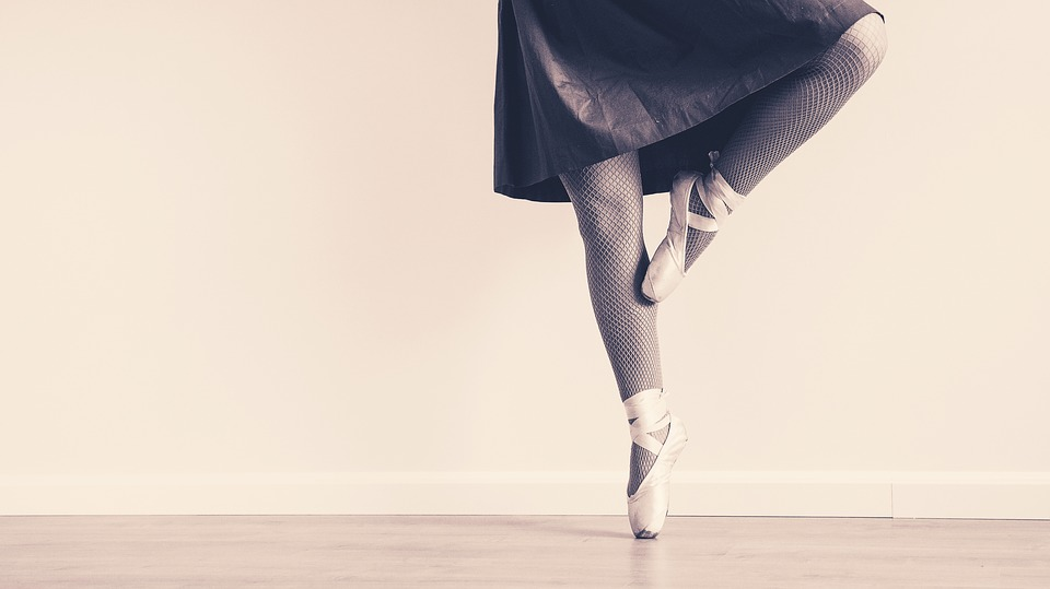 how to pirouette in ballet