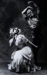 le spectre de la rose ballet