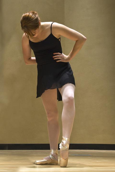 advanced ballet steps