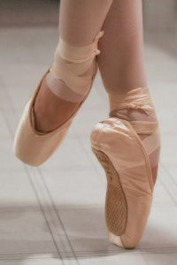 pointe shoe history