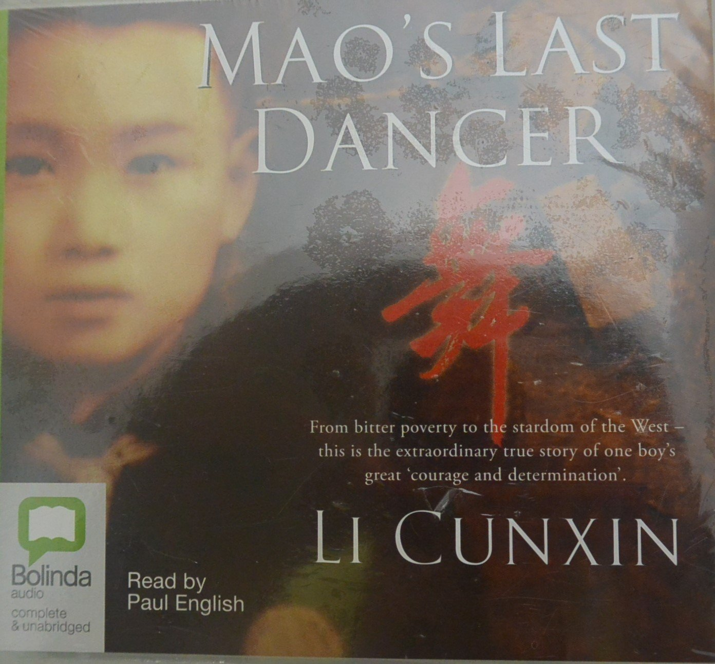 maos last dancer book