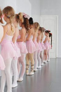 barre in ballet