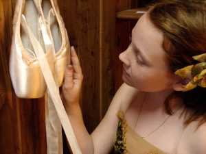 pointe shoe fitting guide