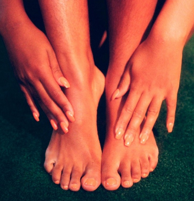 how to strengthen feet