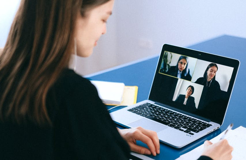how to use zoom video conferencing