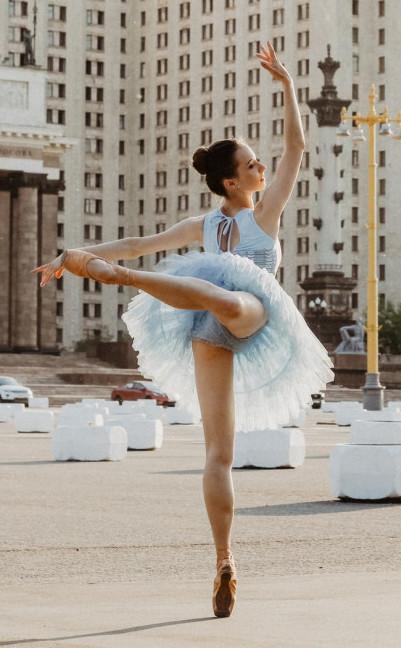 improve ballet turnout