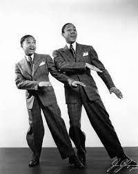 Nicholas brothers tap dancing